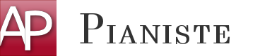 Aurélien PIERRE, Piano Logo